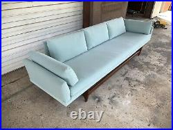 Newly Reupholstered Vintage MCM Adrian Pearsall Style Craft Associates 108 Sofa