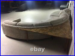 Vintage Adrian Pearsall Craft Associates Authentic Serpentine Sectional withTags